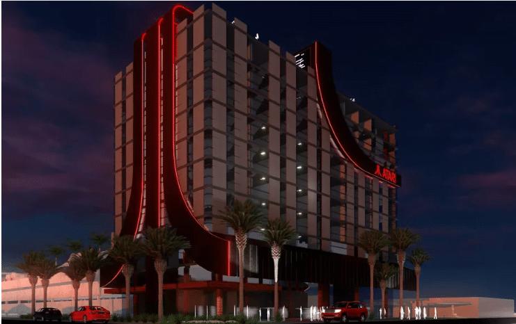 hotel ATARI