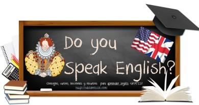 Recursos para hablar inglés