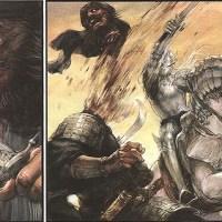 """Crítica e imágenes del cómic """"Sangre Real. Bodas sacrílegas"""" de Jodorowsky y Liu"""