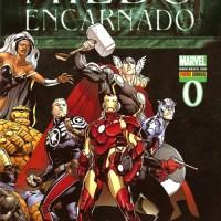 """""""Miedo encarnado (Fear Itself)"""". Checklist, crítica, portada y las mejores imágenes del número 0 del nuevo gran crossover de Marvel"""