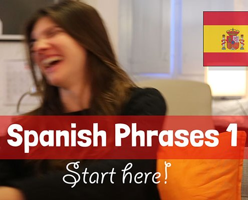 Basic Spanish phrases class course