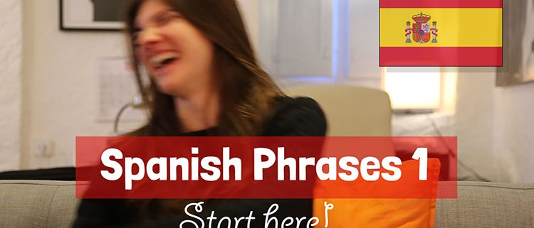 Basic Spanish phrases class course