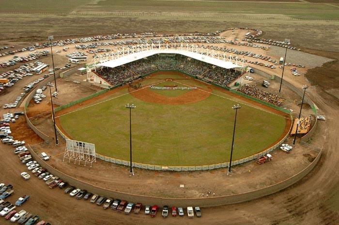 Gran Estadio Madera