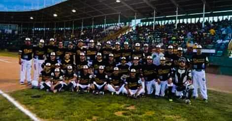 Se preparan Faraones para campeonato estatal de beisbol