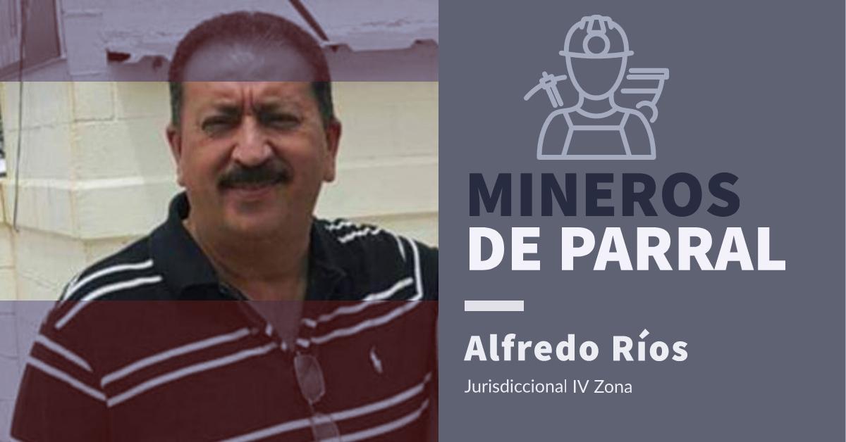 Alfredo Ríos queda al frente de la IV Zona