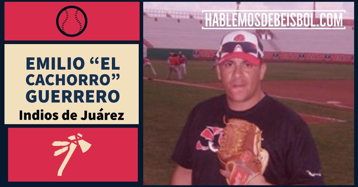 "Regresa Emilio ""El Cachorro"" Guerrero a Juárez"