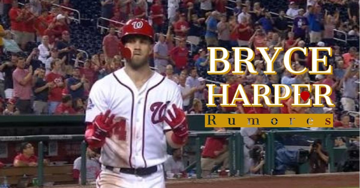 Bryce Harper rechazó varias ofertas de $ 300 millones; El rango de los Yankees para Manny Machado fue de cerca de $ 240M