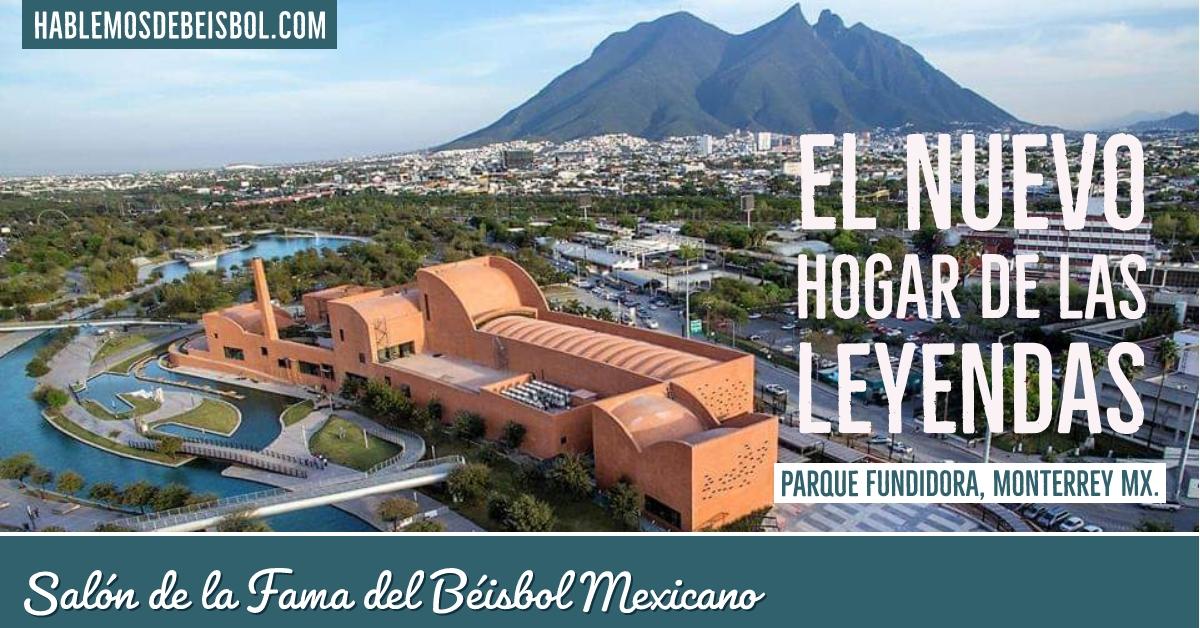 Inaugurado el Salón de la Fama de Beisbol Mexicano