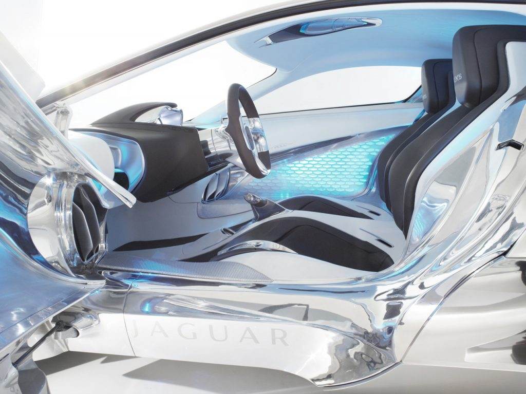 Coches_con_turbina_de_gas, Jaguar_C-X75, Turbine_car