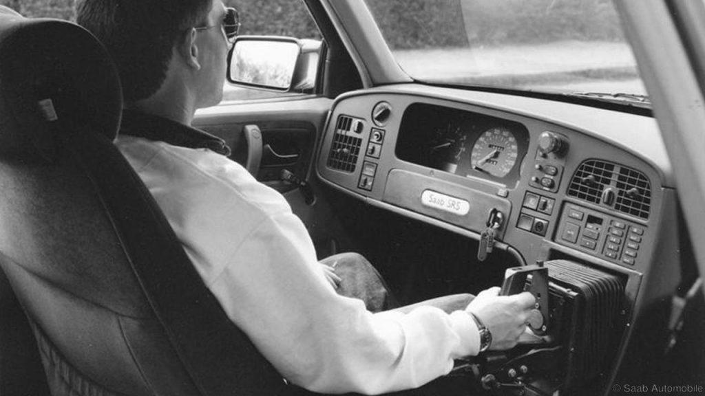 Saab_Joystick Saab_sin_volante