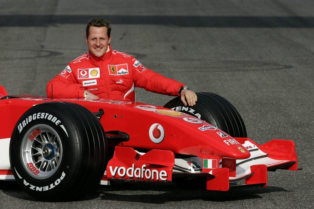 Cosworth; Schumacher
