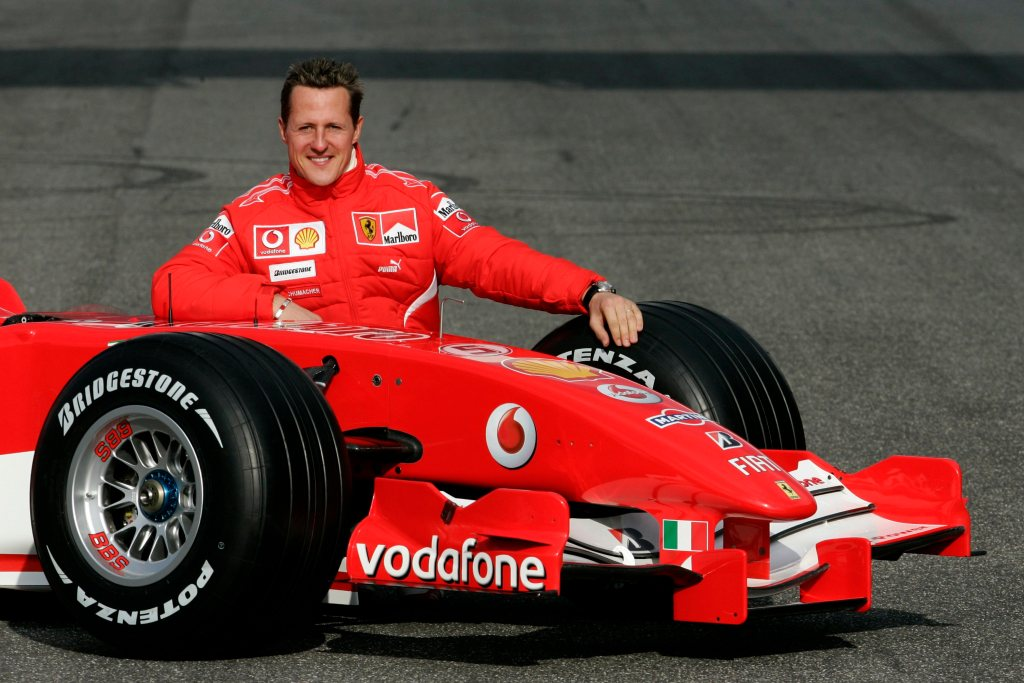 Cosworth; Schumacher
