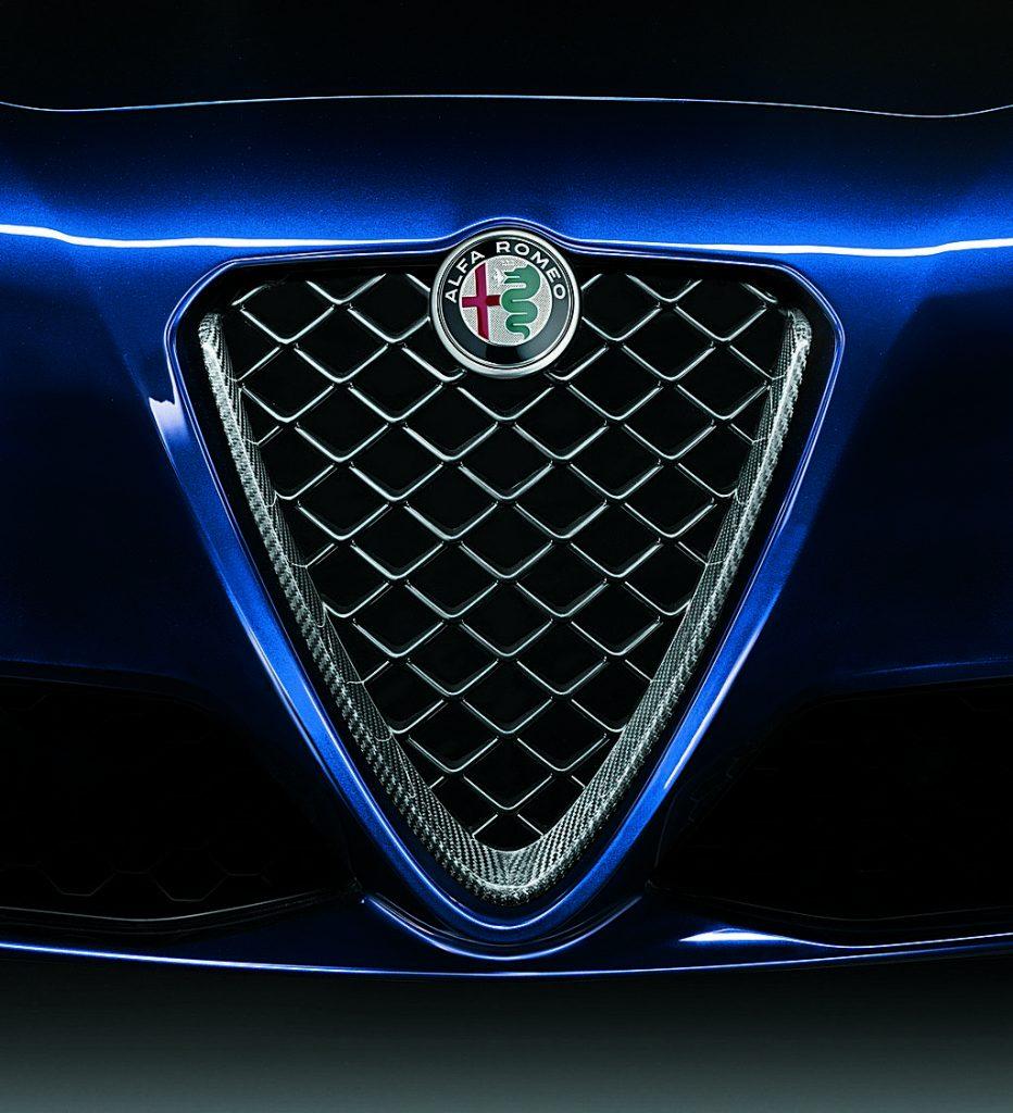 Alfa_Romeo; Calandra; frontal; diseño