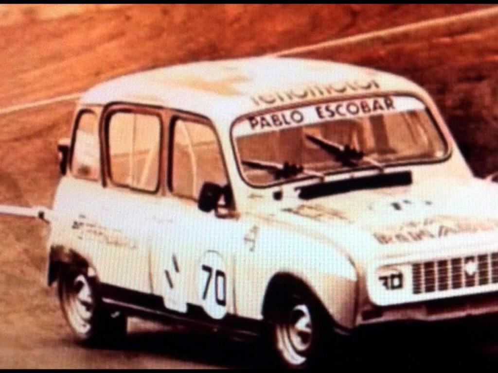 Pablo_Escobar; Narcos; Copa_Renault