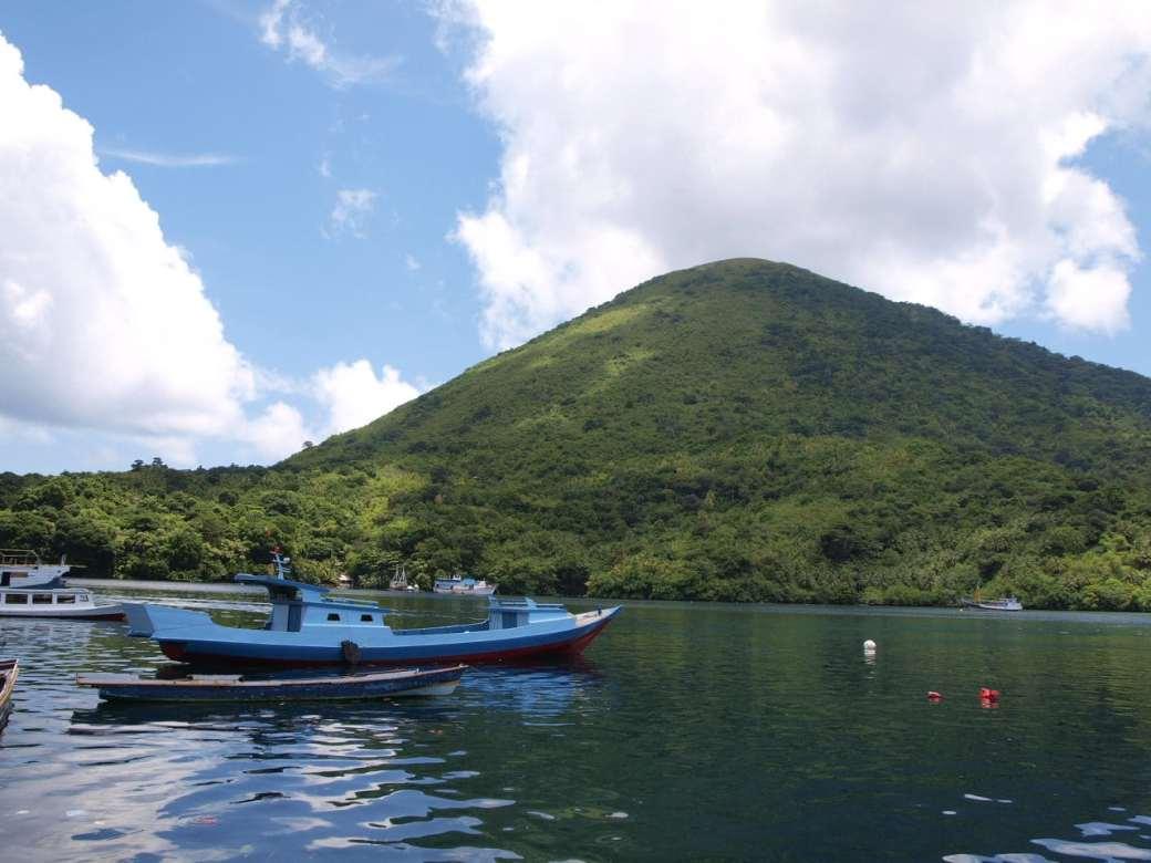Rincones para bucear en indonesia