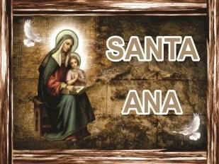 Resultado de imagen para santa ana patrona de los abuelos