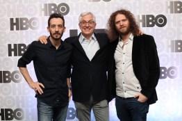 Pablo Fendrik, Roberto Rios y Hernan Goldfrid