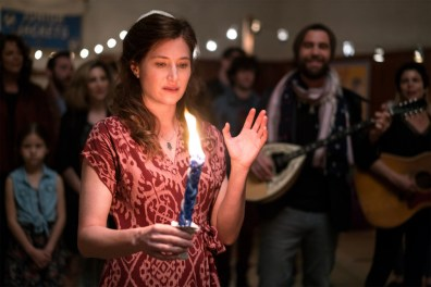 Transparent Season 3 Rabbi Raquel