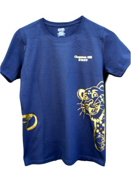 Tshirt graphic design for Chapman Hill Elementary School