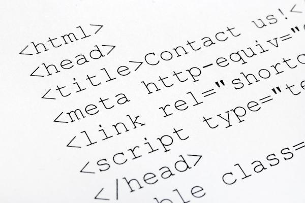 Webseiten-Code