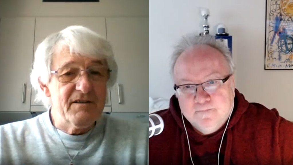 Talk mit Hans Peter Hardmeier
