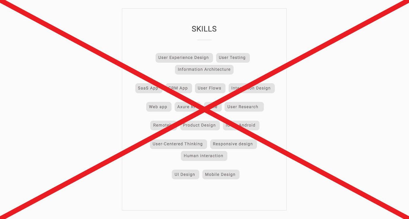 Ux дизайн примеры 5