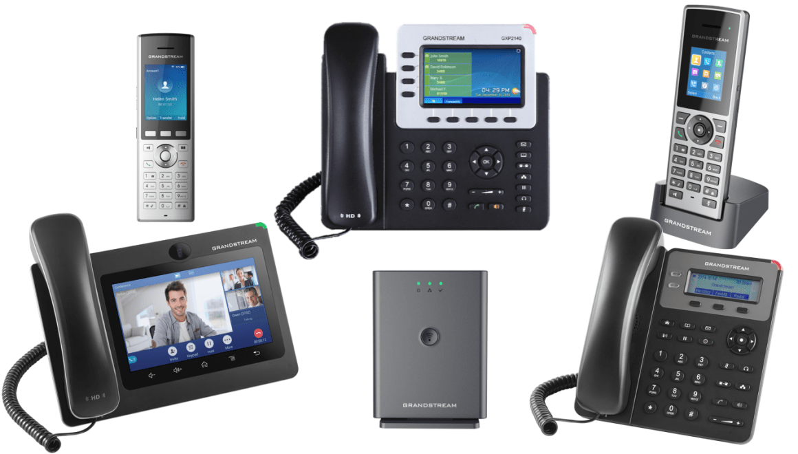 How to choose a Grandstream SIP phone - in general and in