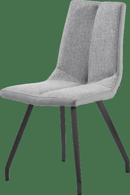 artella chaise noir 4 pieds