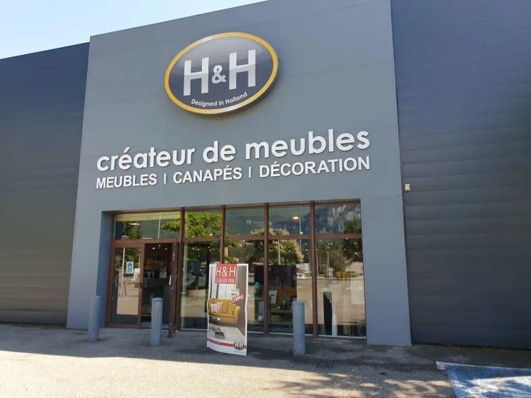 magasin de meubles grenoble h h