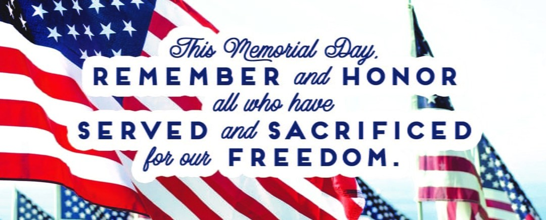 Day Programs Closed Memorial Day