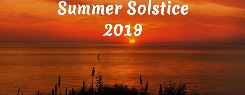 Summer Solstice Celebration Art
