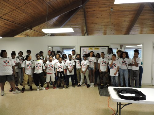My Community Matters Empowerment Program Participants