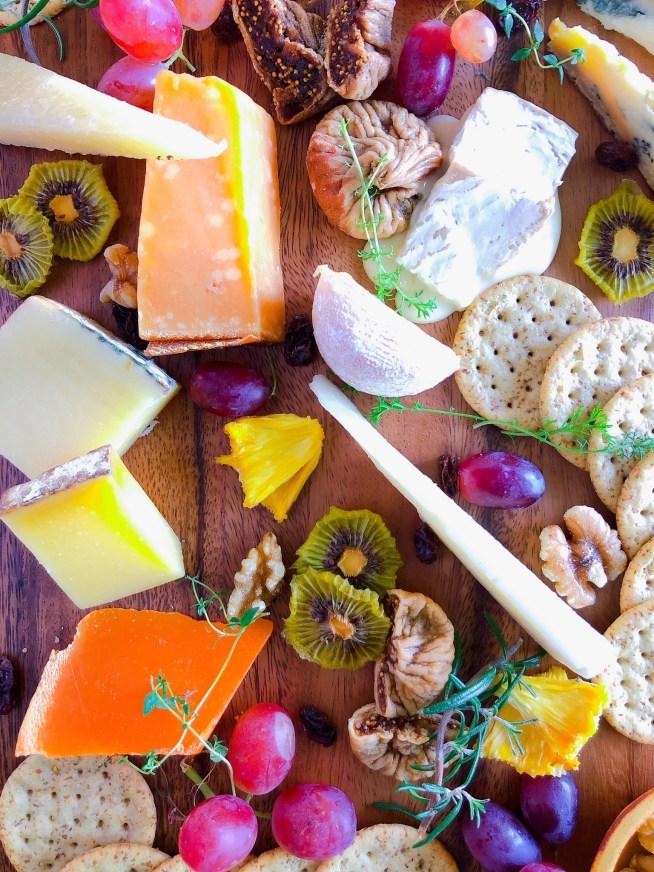 チーズいろいろ