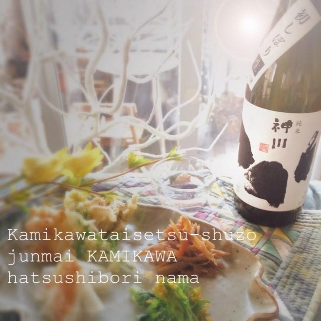 春の献立 発酵 札幌