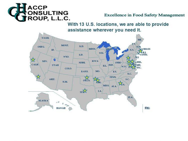 HCG Locations