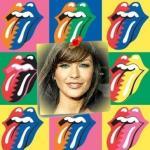 Fotomontaje de Rolling Stones