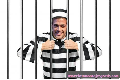 Fotomontaje de Prisionero