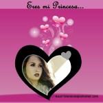 """Fotomontaje de """"Eres mi Princesa…"""""""
