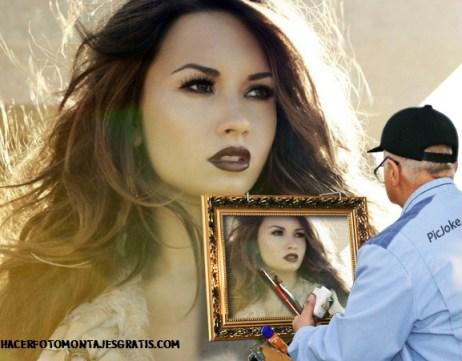 Fotomontaje de artista