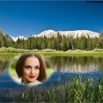 Fotomontaje de paisaje online
