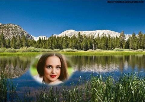 Hacer fotomontajes de paisajes