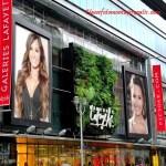 Fotomontaje para colocar dos fotos en cartel publicitario