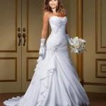 Divertido fotomontaje de novia