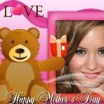 Fotomontaje para Día de la Madre