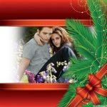 Fotomontaje de Navidad gratis