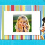 Hacer fotomontajes de Mickey Baby