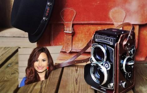 Marcos con cámaras fotográficas