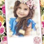 Fotomontajes con flores para mujeres