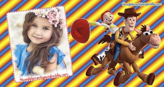 Marcos de toy Story jessy y woody