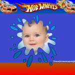 Fotomontajes de autitos Hot Weels
